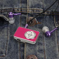 MP3 zenelejátszó Micro SD kártya számára 1-16 GB