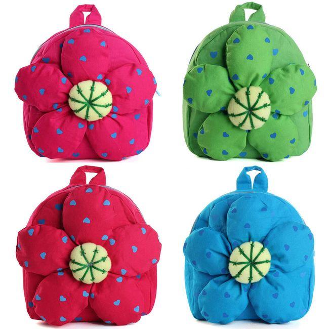 Рюкзак для детей - подсолнух 1