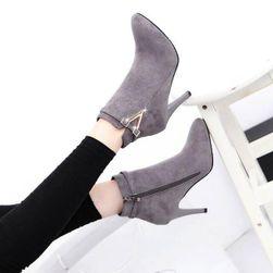Дамски обувки с токче Bayley