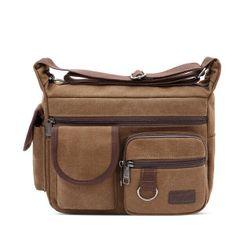 Мъжка чанта за презрамо Jasper