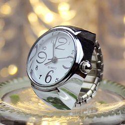 Dámské hodinky na prst