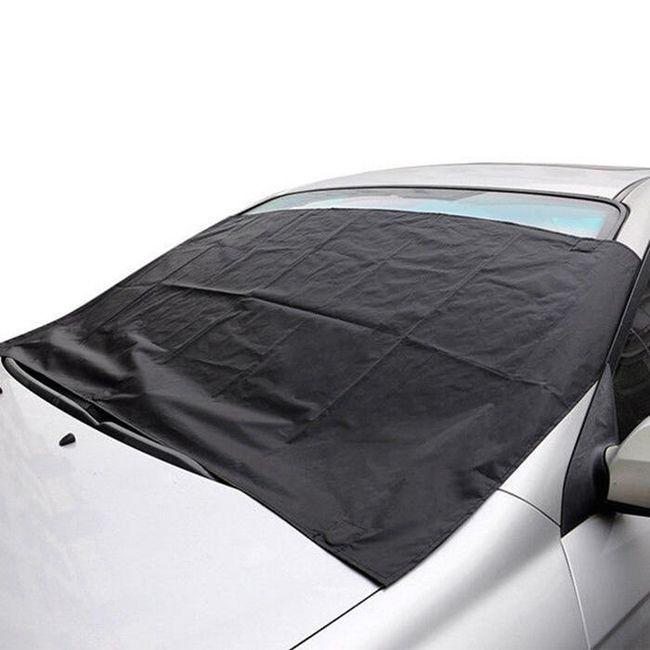 Magnetna zavesa za auto, protiv mraza i sunca 1