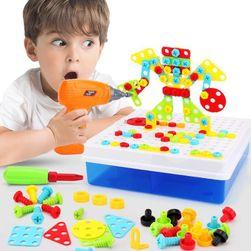 Set de instrumente pentru copii KUT01