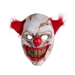 Maska strašidelného klauna