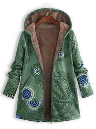 Женская куртка с капюшоном Podzimea