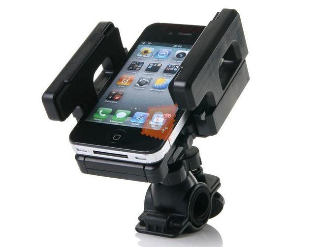 Univerzální držák na mobil a GPS na kolo 1