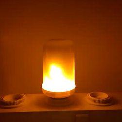 Żarówka LED z efektem płomienia - E26 i E27