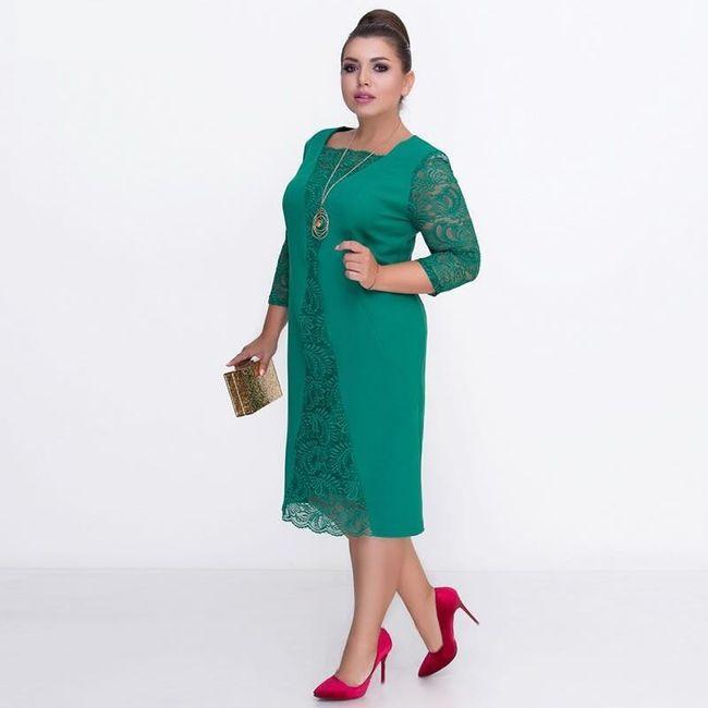 Bayan elbise Helaine 1