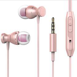 Kovinske slušalke - 4 barve