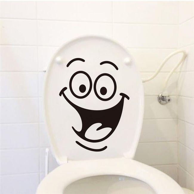Tuvalet çıkartması 1