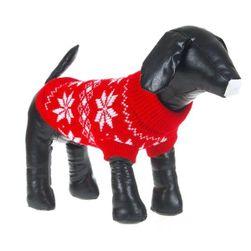 Kutya téli pulóver