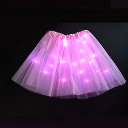 Fustă LED pentru copii Melanie