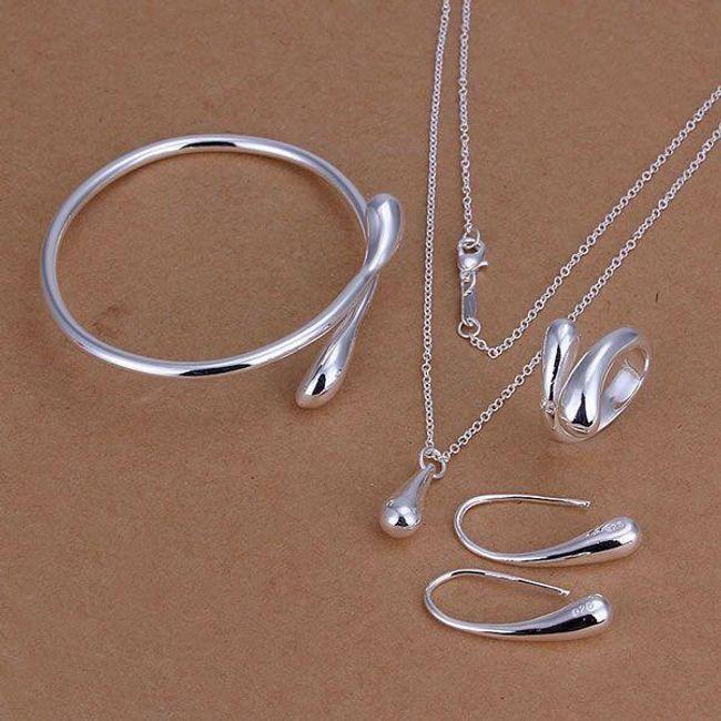 Sada šperků - kapka 1