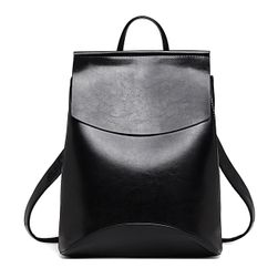 Elegantní batoh z umělé kůže - 12 barev