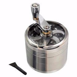 Tabáková drtička s mlýnkem
