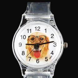 Dětské hodinky s pejskem - 5 variant