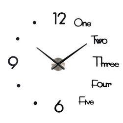 Zidni samolepljivi sat B015476