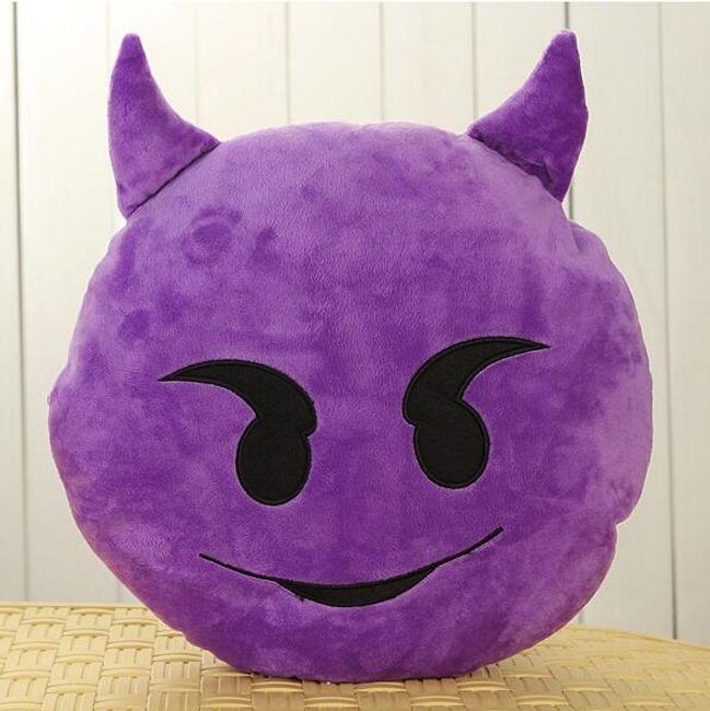 Blazina Smiley - varianta 8 purple 1