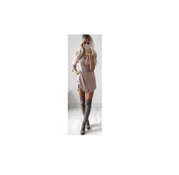 Женское платье-рубашка Tarja