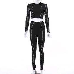 Женский комплект - брюки и топ Petra