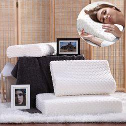 Poduszka zdrowotna z pianki pamięciowej.