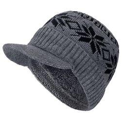Moška zimska kapa BBB5