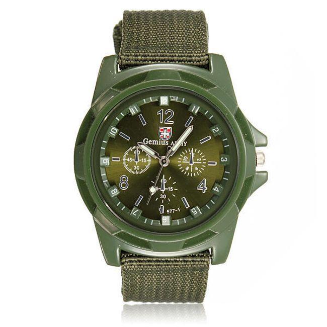 Męski zegarek wojskowy 1