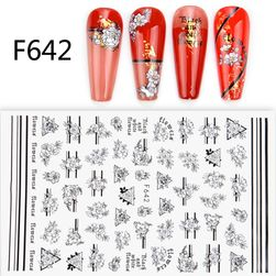 Nalepnice za nokte VT555