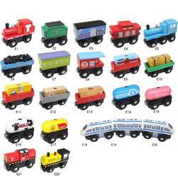 Tren din lemn DV56