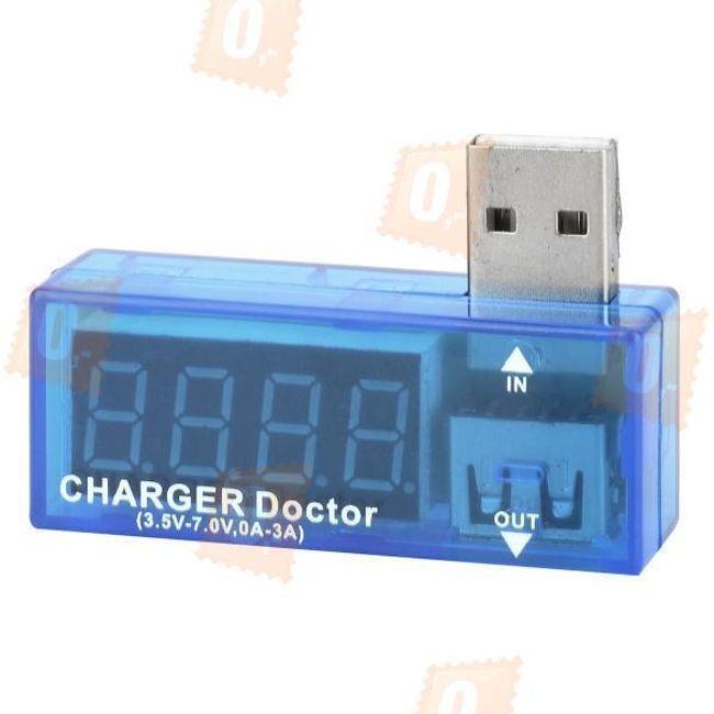 USB měřič proudu a napětí 1