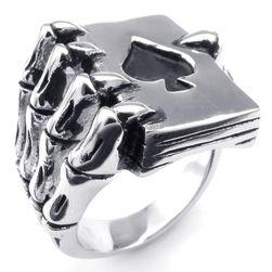 Pánský prsten B012812