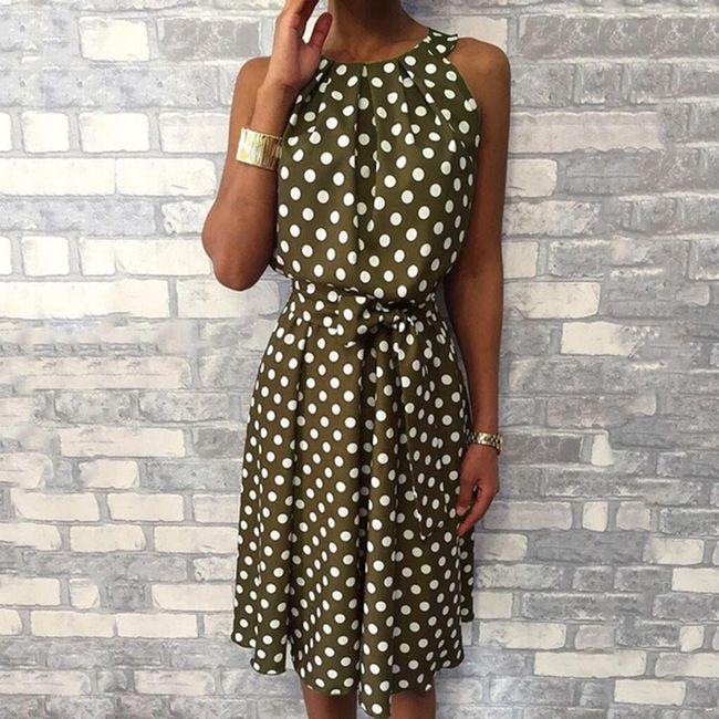 Letnja haljina Dakota 1