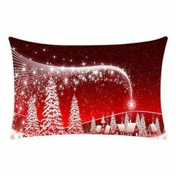 Bożonarodzeniowa poszewka na poduszkę CH5