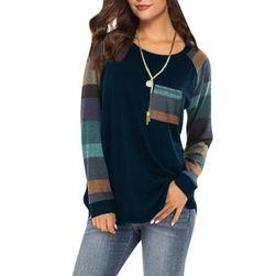 Uzun kollu bayan tişört Aloisie