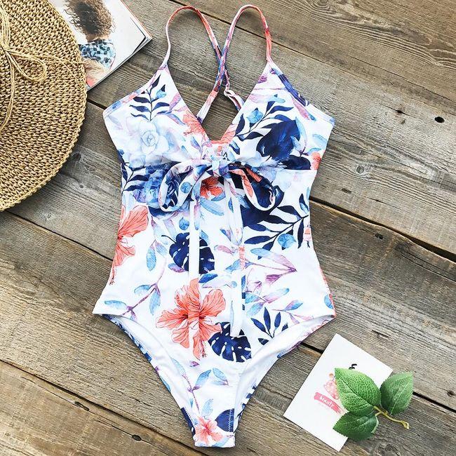 Ženski kupaći kostim Alegra 1