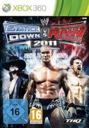 Igra (Xbox 360) WWE SmackDown Vs RAW 2011
