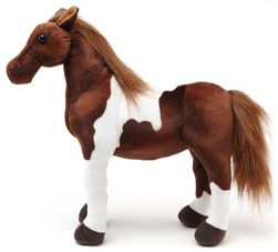 Мягкая игрушка- Лошадь БГ01