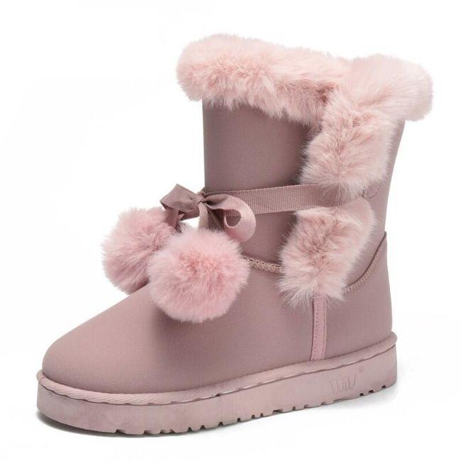 Ženska zimska obuća Adelaide 1