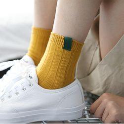 Dámské zateplené ponožky