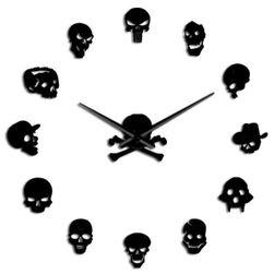 Настенные часы Skilleton