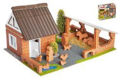 Stavebnica Teifoc Farma 180ks v krabici 35x29x8cm RM_48003584