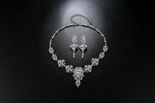 Sada šperků - náhrdelník + náušnice 1