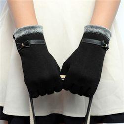Dámské rukavice zimní - elegantní