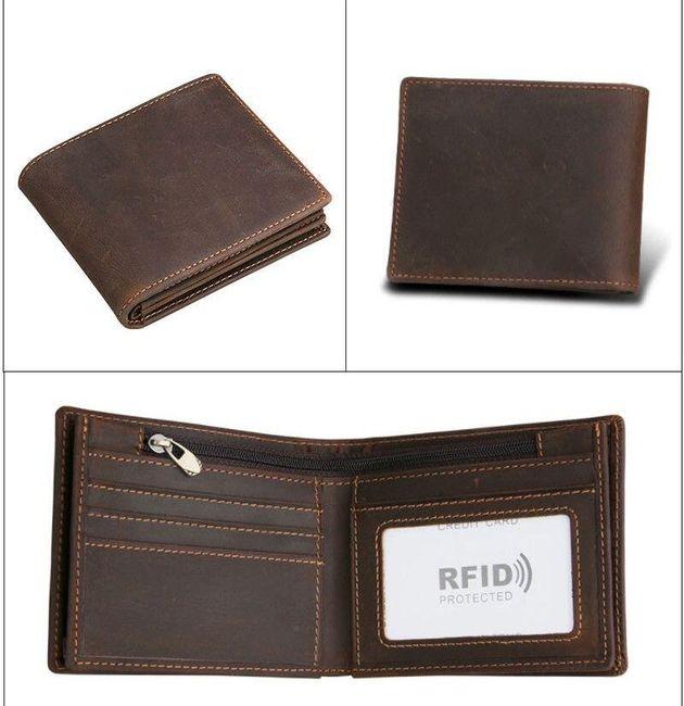 Férfi pénztárca PP4578