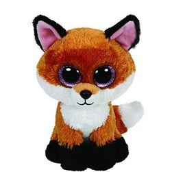 Slatka plišana igračka lisica
