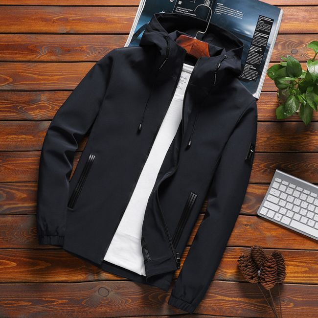 Férfi tavaszi kabát Tanner