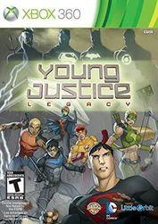 Játék (Xbox 360) Young Justice Legacy