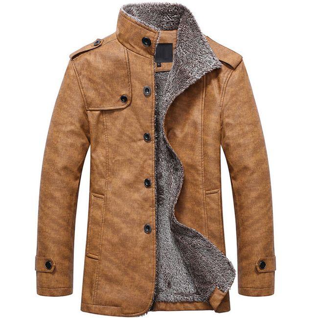 Pánská zimní bunda Jordon 1