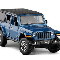 Model auta Jeep Wrangler
