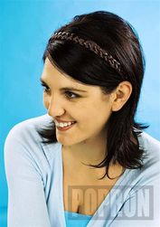Braon traka za kosu PD_1003571